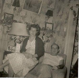 Norman & Loretta James of N.J.