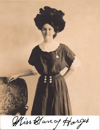 Miss Nancy Jane Hargis