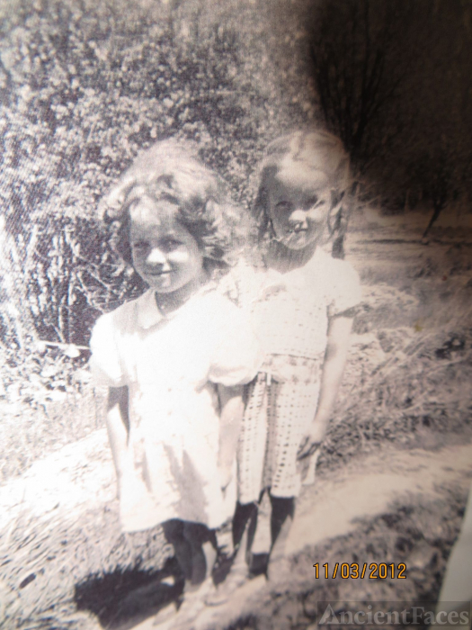 Shirley Yoder and Zerita Marie Hansen