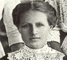 Clara May (Higgerson) Williams
