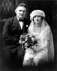 Leo & Theckla (Zachman) Schumm, Minnesota 1926