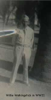 A photo of Willie Walkingstick