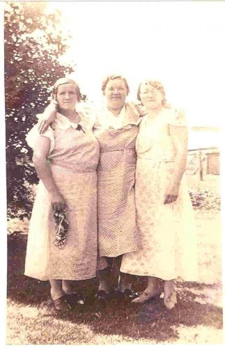 Clara, Ella, & Mary