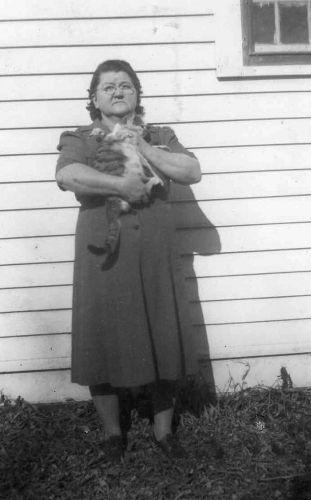 Etta Cain Criswell