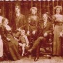 McNaghten Dickey Family, 1910, England