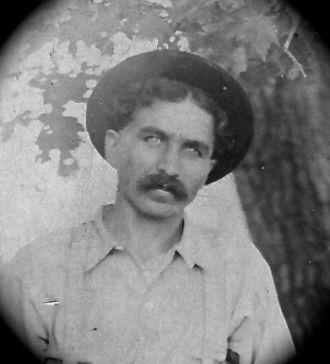 Frank Triscik, Iowa 1912