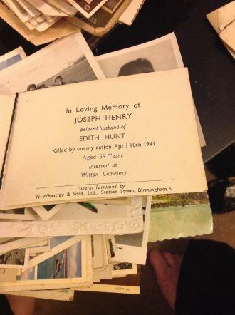Joseph Henry Hunt memorial