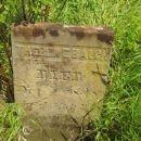 Theron Eusebius Balch gravesite