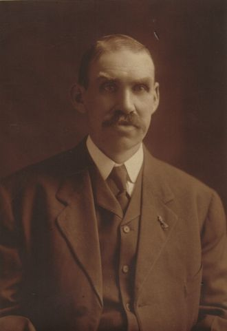 A photo of George Miphandallas Rush