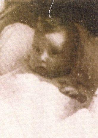 A photo of Julia Van Coeverdan