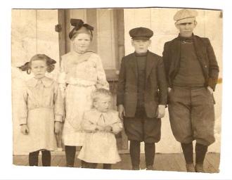 John & Ada Simmons' children