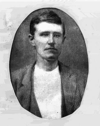 A photo of Albert Berry Brown