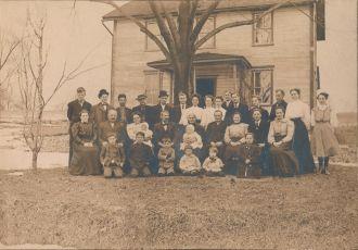 Mary Ann (Gramling) Baumgardner Family