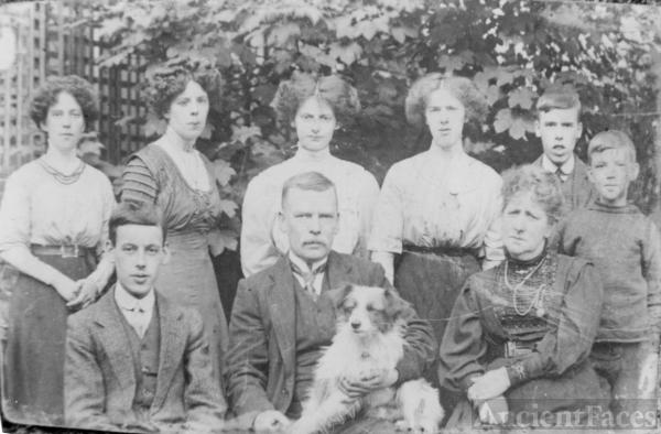 Benjamin Stephens family