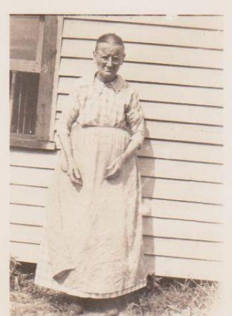 Mary Elizabeth (Bush) Vaughn