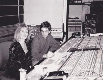 Ellen May Schwartz and Luiz Simas