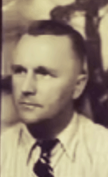 A photo of George D. Allesee Sr.