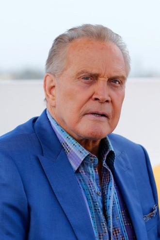 Actor Lee Majors
