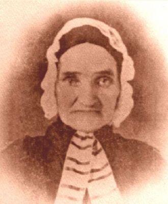 Hannah (Bentley) Herrington, NY