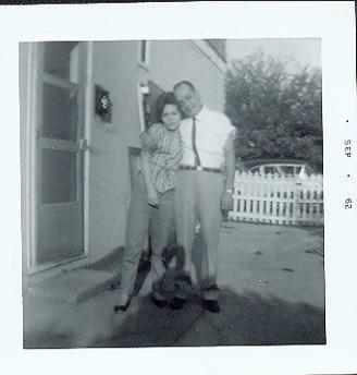 Joseph Esposito & Rose Schreiner, New York 1962