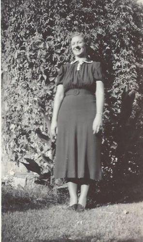 Bertha McDorman