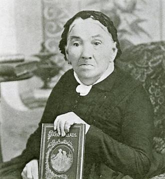 Civil War Nurse Mary Sturges