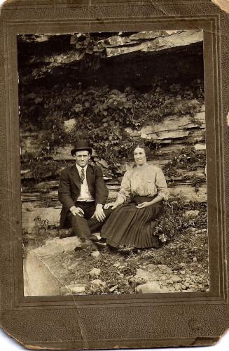 Owen Aden Surrette & Lelia Jane Surrett