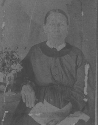 A photo of Mariah Catherine Hilburn Crosley  Hilburn
