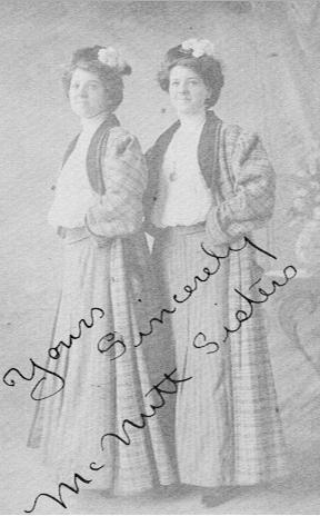 McNutt Sisters (Twins)
