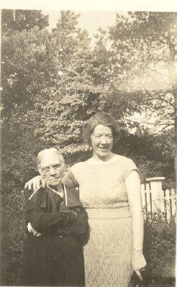 Margaret Garabrandt and Sally Smith