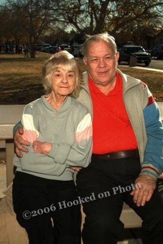 Howard & Irene Halbett, Nevada