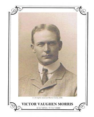 Victor Vaughen Morris
