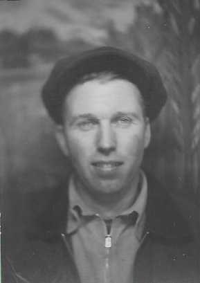 A photo of Albert Edward Amelang