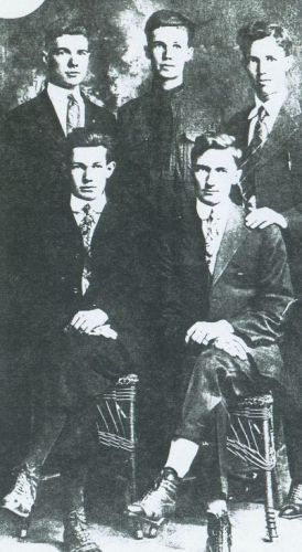 Sons of William S. & Olive Modesitt McIntire