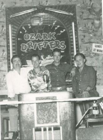 Ozark Drifters Walter Payne