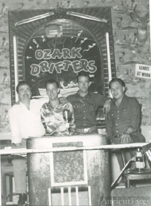 """Ozark Drifters Walter Payne """"Rusty"""""""