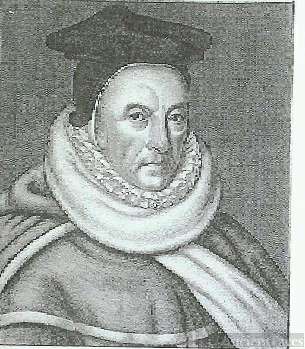 John Clench, Esq., Judge to Queen Elizabeth I
