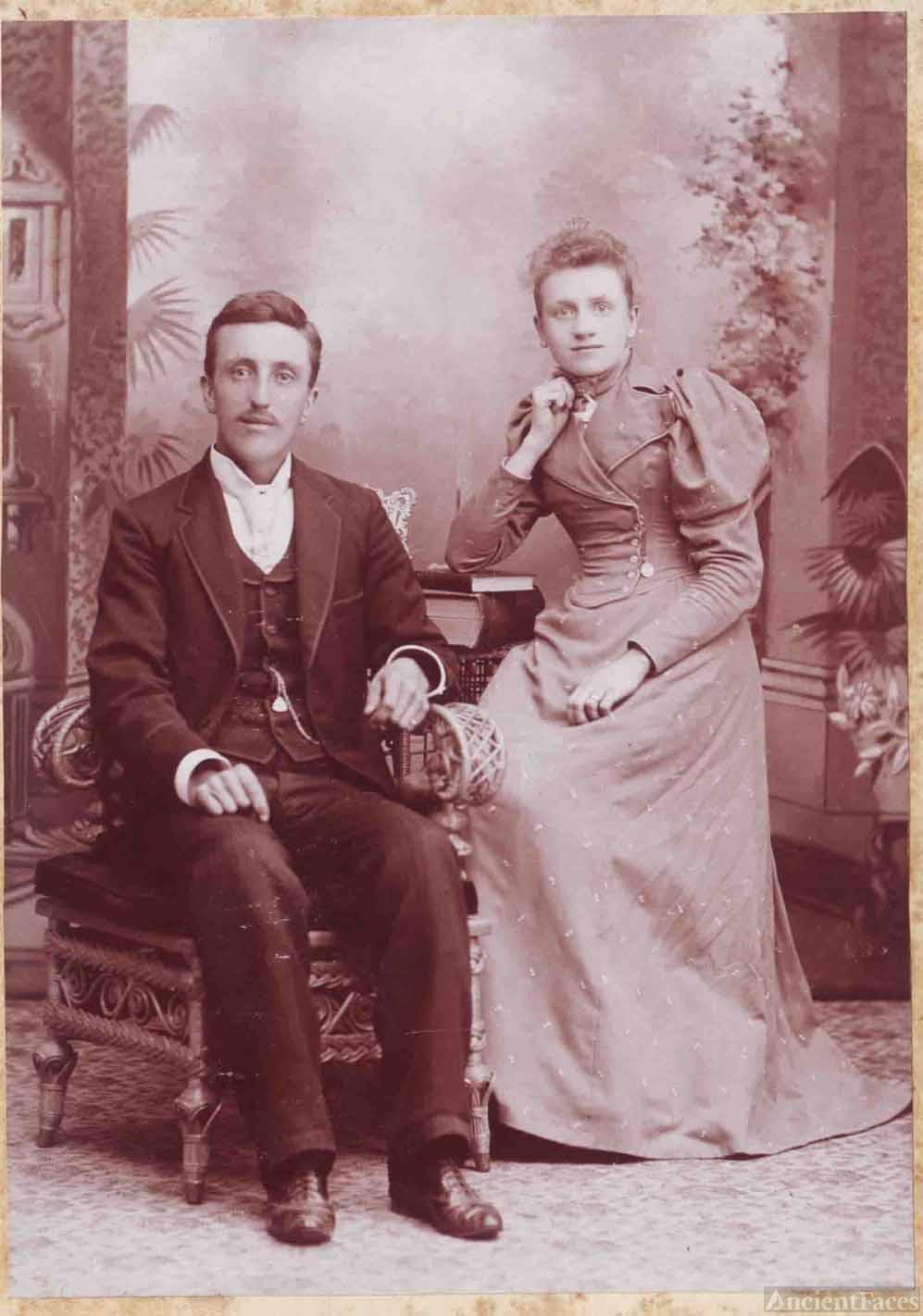 Dimick & Elizabeth Eamon