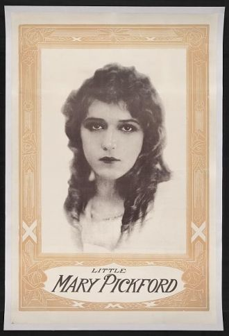 Little Mary Pickford
