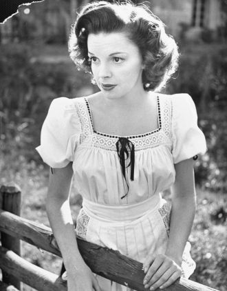 Judy Garland, Actress