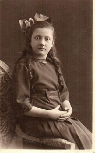 Eileen Veronica (Bucher) Handley