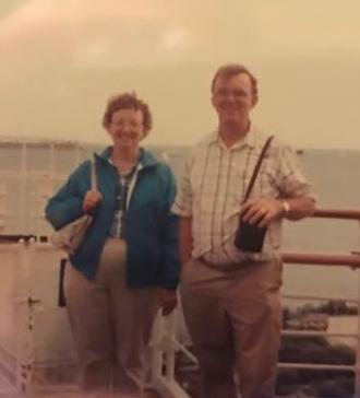 Geraldine and Richard C Reinert
