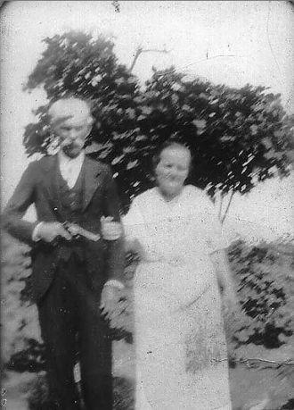 William David (Dave) & Elizabeth (Lizzie) Bryan