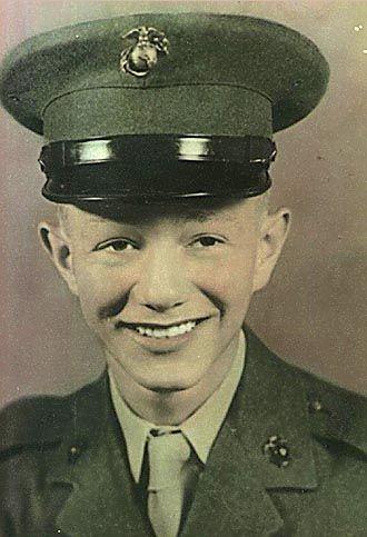 Dick Mayhew age 17