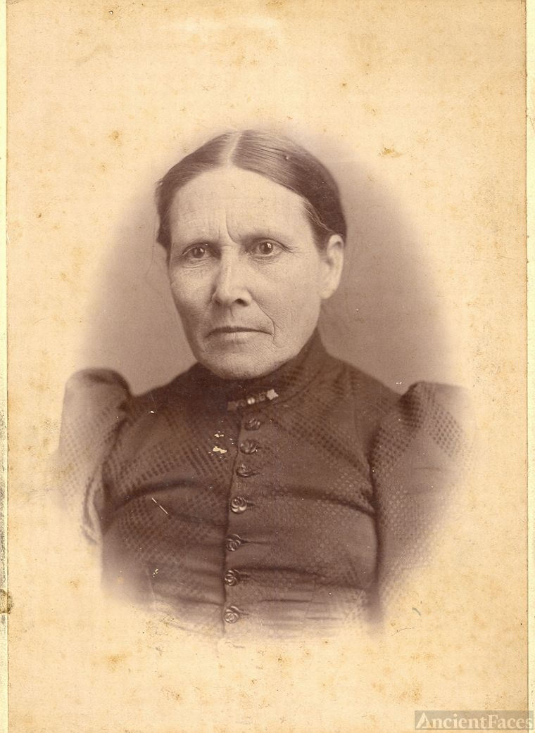 Mrs Jane Wilson Perry