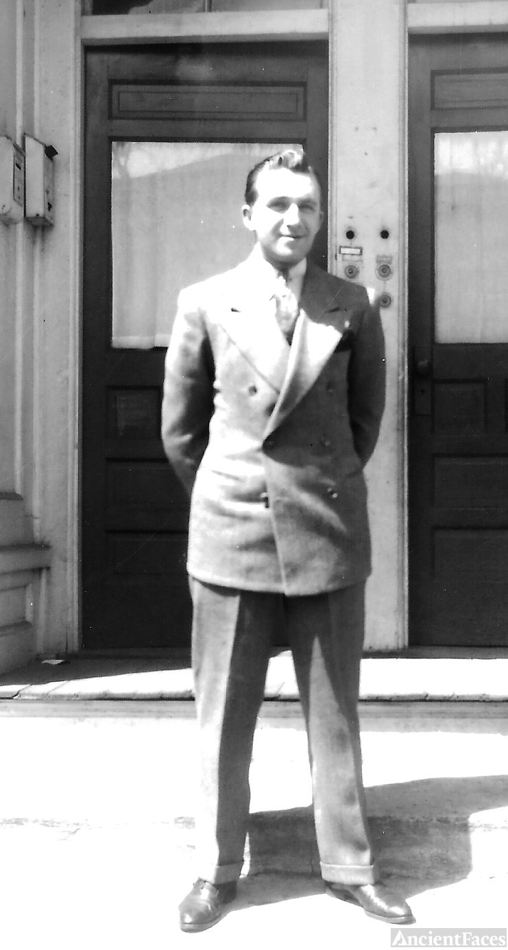 William G. West circa 1945