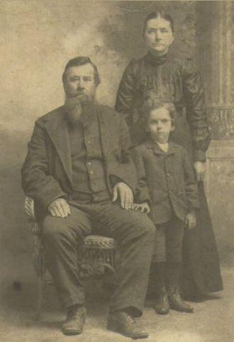 A photo of Elizabeth (Jones) Wellmaker