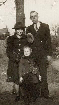 Man, Woman, and Girl