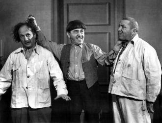 "Moses Harry ""Moe Howard"" Horwitz"
