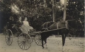 Unknown Carriage Scene